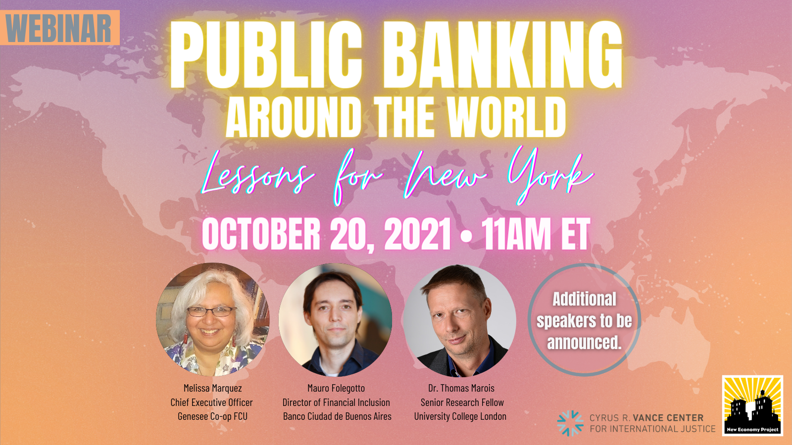 Public Banking Around the World